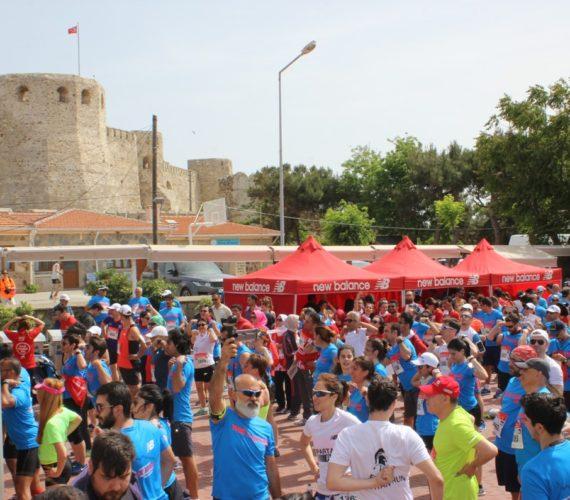 New Balance 10K ve Yarı Maratonu Koşusu